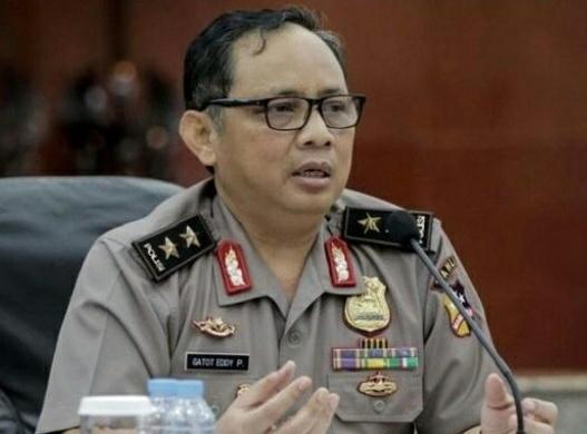 Kapolda Metro Jaya,Wakapolri,Kapolda Metro Promosi Wakapolri,Irjen Gatot Eddy Pramono,Kapolri Jenderal Idham Azis