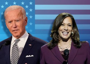 Presiden As Dan Wapres As Joe Biden And Kamala Harris
