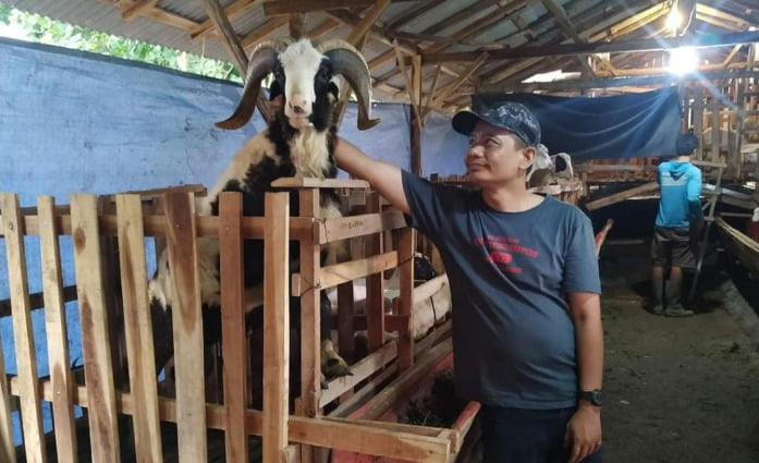 benny edysaputra sijabat hentikan konflik petani